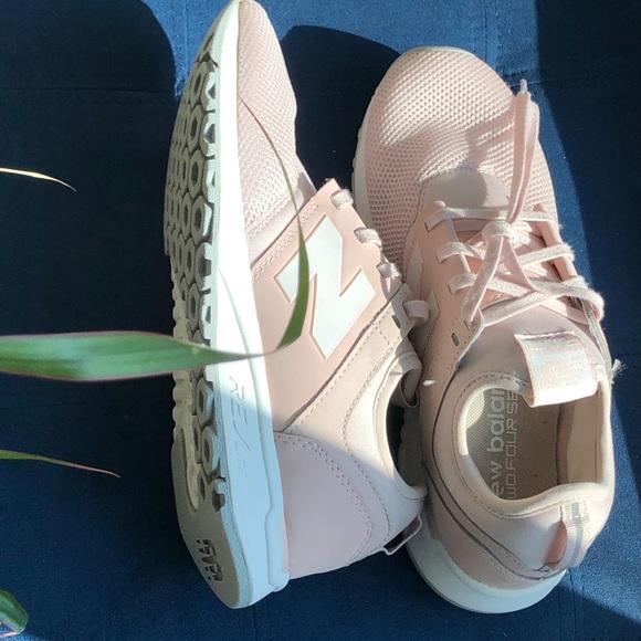 New Balance 247 Classic - Sandstone Pink